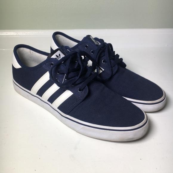 adidas Shoes | Adidas Seeley Navy Blue